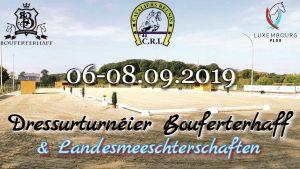 Landesmeisterschaften Dressur 2019 @ Bouferterhaff